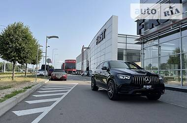 Купе Mercedes-Benz GLE 53 AMG 2021 в Киеве