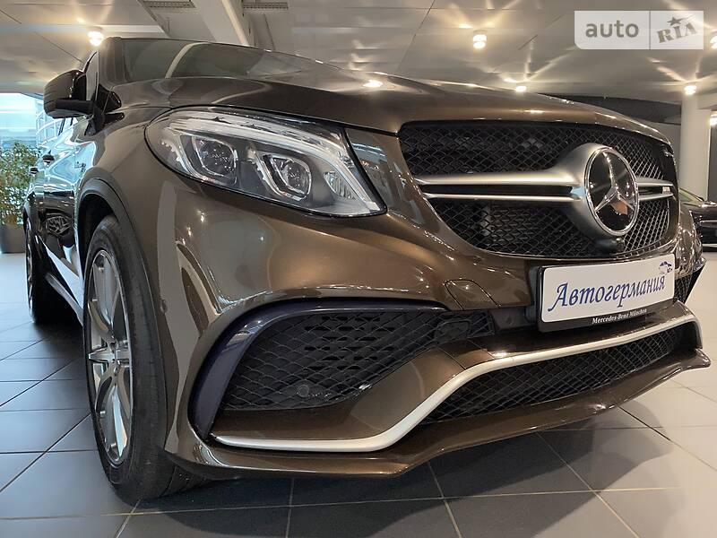 Mercedes-Benz GLE 63 2018 в Киеве