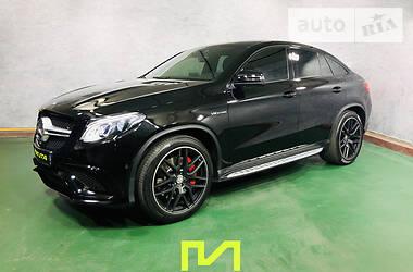 Mercedes-Benz GLE 63 2017 в Києві