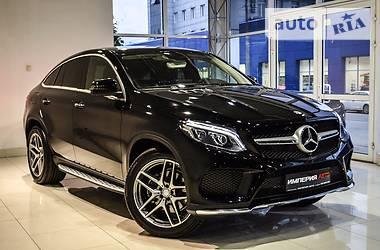 Mercedes-Benz GLE-Class 2019 в Киеве