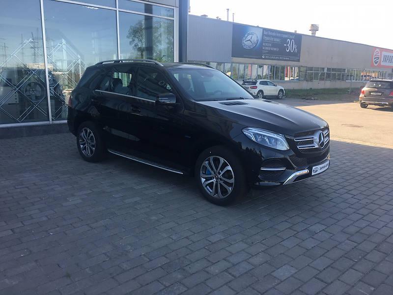 Mercedes-Benz GLE-Class 2017 в Харькове