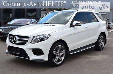 Mercedes-Benz GLE-Class 2016 в Киеве