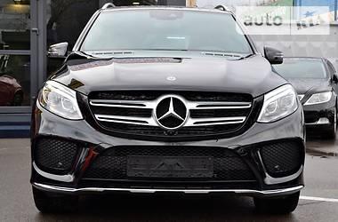 Mercedes-Benz GLE-Class 250d AMG