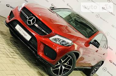 Mercedes-Benz GLE-Class 2018 в Одессе