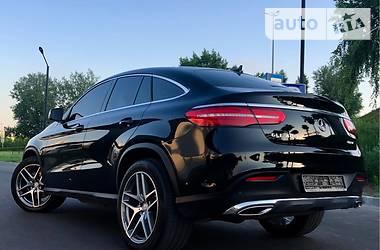 Mercedes-Benz GLE Coupe 2016 в Киеве