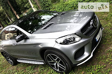 Mercedes-Benz GLE Coupe 2016 в Харькове