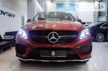 Mercedes-Benz GLE Coupe 2016 в Одессе