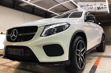Mercedes-Benz GLE Coupe 2018 в Киеве