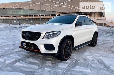 Mercedes-Benz GLE Coupe 2018 в Львове