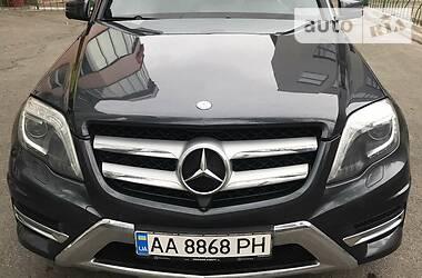 Mercedes-Benz GLK 220 2013 в Києві