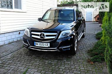 Mercedes-Benz GLK 220 2012 в Ровно
