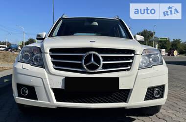 Внедорожник / Кроссовер Mercedes-Benz GLK 220 2011 в Днепре