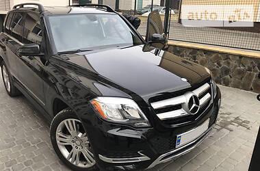 Mercedes-Benz GLK 250 2015 в Львові
