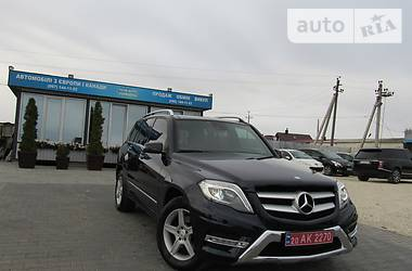 Mercedes-Benz GLK 250 2015 в Тернополі
