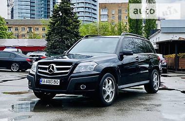 Mercedes-Benz GLK 280 2009 в Києві
