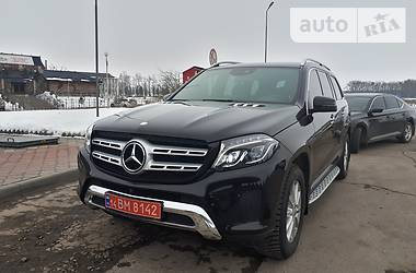 Mercedes-Benz GLS 350 2016 в Ровно