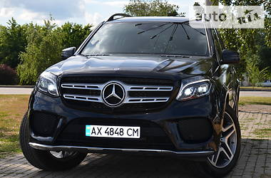 Mercedes-Benz GLS 350 2016 в Харькове
