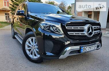 Mercedes-Benz GLS 350 2016 в Львове