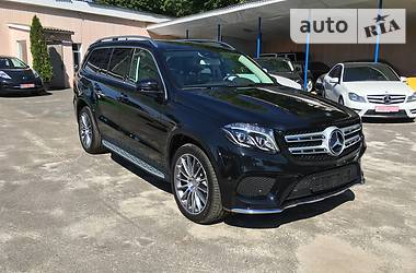 Mercedes-Benz GLS 400 2018 в Киеве