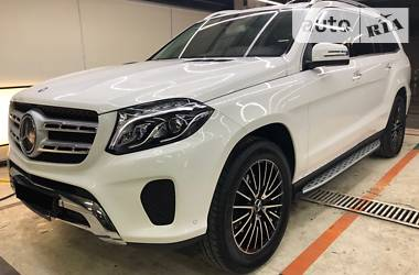Mercedes-Benz GLS 400 FULL 2018