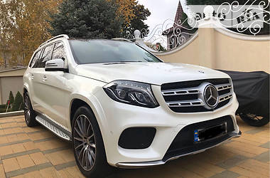 Mercedes-Benz GLS 400 2017 в Одессе