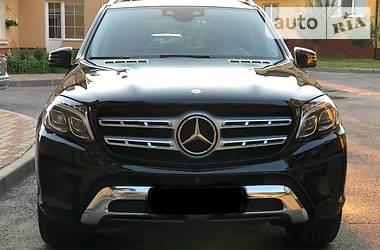 Mercedes-Benz GLS 400 2016 в Виннице