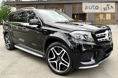 Mercedes-Benz GLS 500 2016 в Киеве