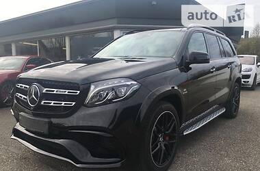 Mercedes-Benz GLS 63 2018 в Киеве