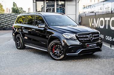 Mercedes-Benz GLS 63 2016 в Киеве