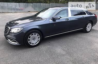 Купе Mercedes-Benz Maybach S 650 2019 в Киеве