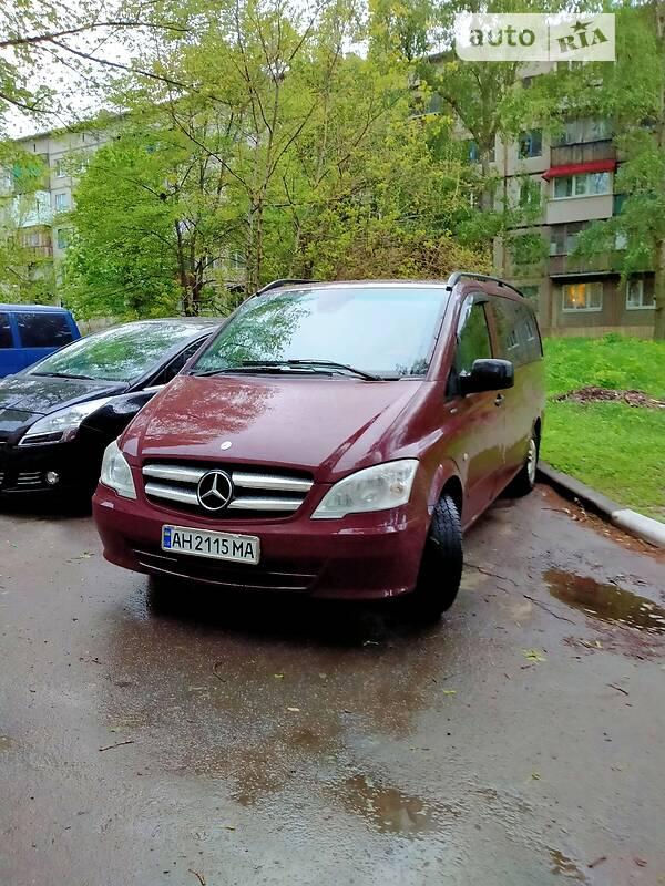 Mercedes-Benz MB пасс. 113 CDI