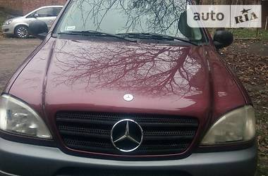Mercedes-Benz ML 230 2000