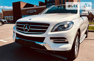 Mercedes-Benz ML 250 2013 в Киеве