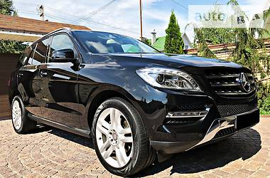 Mercedes-Benz ML 250 2013 в Днепре
