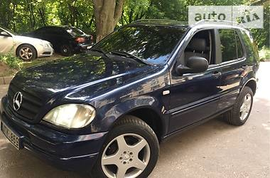 Mercedes-Benz ML 270 2001 в Ровно