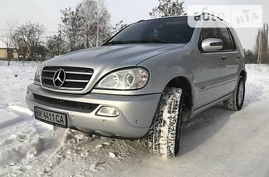 Mercedes-Benz ML 270 2005 в Ровно