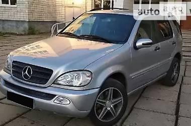 Mercedes-Benz ML 270 2003 в Львові