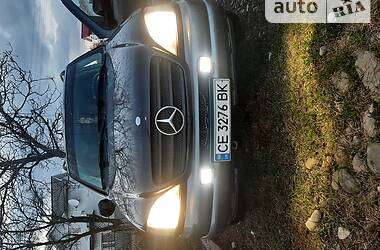 Mercedes-Benz ML 270 2000 в Вижнице