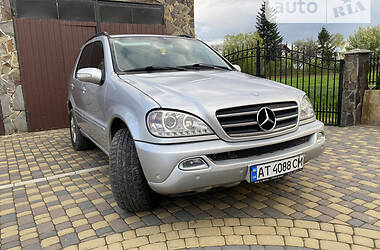 Mercedes-Benz ML 270 2001 в Ивано-Франковске