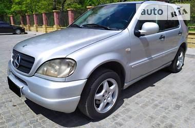 Внедорожник / Кроссовер Mercedes-Benz ML 270 2001 в Одессе