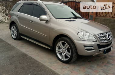 Mercedes-Benz ML 320 2007 в Купянске