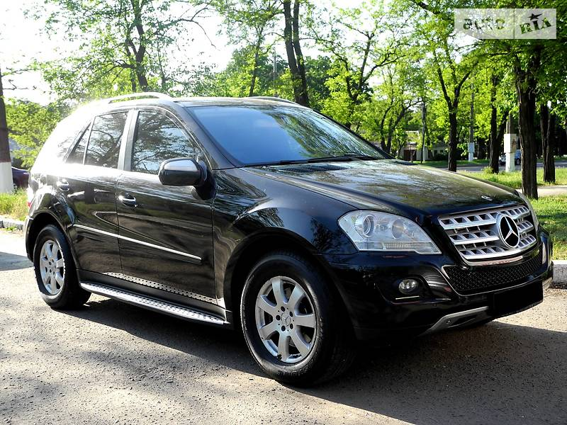 Mercedes-Benz ML 320 2008 в Николаеве