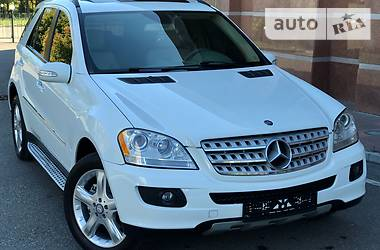 Mercedes-Benz ML 320 2009 в Одессе