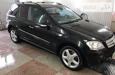 Mercedes-Benz ML 320 2008 в Львове