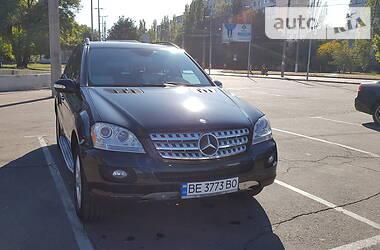 Внедорожник / Кроссовер Mercedes-Benz ML 320 2008 в Николаеве