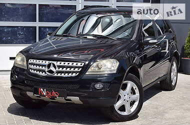 Mercedes-Benz ML 320 2007 в Одессе