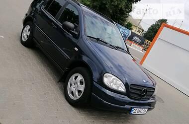 Mercedes-Benz ML 320 2001 в Черновцах