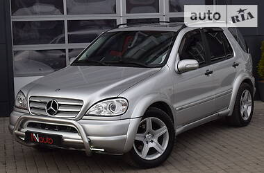 Mercedes-Benz ML 320 2000 в Одессе