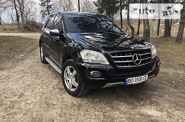 Mercedes-Benz ML 320 2009 в Гусятине