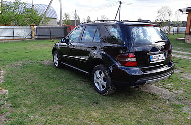 Mercedes-Benz ML 320 2008 в Ратным